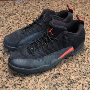 Jordan 12 low Max Orange size 12 308317-003